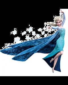 Prinses Elsa - Frozen