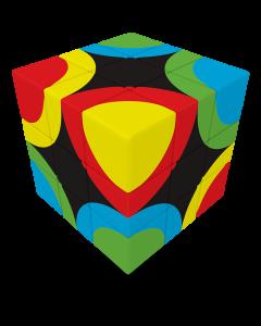V-Cube 3 Circles United (kubus met platte zijden)