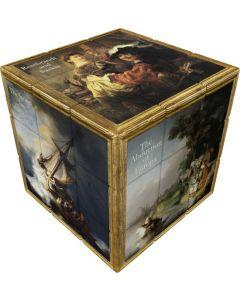 V-Cube 3 Rebrandt (kubus met platte zijden)