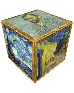 V-Cube 3 Van Gogh (kubus met platte zijden)