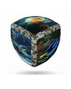 V-Cube 2 Sea life  (kubus met bolle zijden)