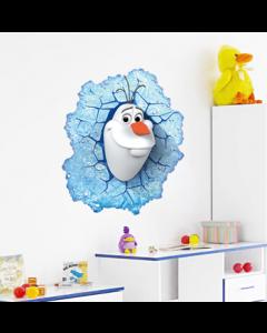 Olaf de Sneeuwpop - Frozen